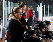 QUEBEC CITY, QC - November 1, 2017 -  Game 3 of the National Women's Under-18 Championship (Photo: Dennis Pajot Hockey Canada Images)