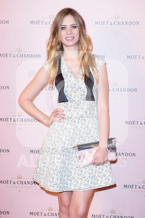 "Arancha Marti attends the ""Moon Night Party"" of Moët & Chandon at Casino in Madrid, Spain. September 17, 2014. (ALTERPHOTOS/Carlos Dafonte)"