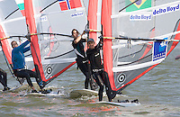 Delta Lloyd Regatta 2008 - RS:X Women