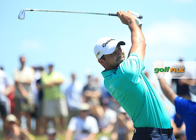 Jason Day (AUS)  during the Third Round of The Players, TPC Sawgrass, Ponte Vedra Beach, Jacksonville.   Florida, USA. 14/05/2016.<br /> Picture: Golffile | Mark Davison<br /> <br /> <br /> All photo usage must carry mandatory copyright credit (&copy; Golffile | Mark Davison)
