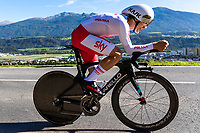 Picture by Alex Whitehead/SWpix.com - 26/09/2018 - Cycling - UCI 2018 Road World Championships - Innsbruck-Tirol, Austria - Elite Men's Time Trial - Michal Kwiatkowski of Poland.