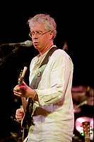 Montreal (Qc) CANADA - File Photo - July 3rd 1997 -Bruce Cockburn in concert