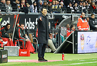 Trainer Niko Kovac (FC Bayern Muenchen) - 22.12.2018: Eintracht Frankfurt vs. FC Bayern München, Commerzbank Arena, DISCLAIMER: DFL regulations prohibit any use of photographs as image sequences and/or quasi-video.