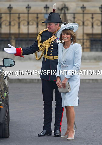 "PRINCE WILLIAM AND CATHERINE MIDDLETON WEDDING.Westminster Abbey,London_29/04/2011.Mandatory Photo Credit: ©Dias/Newspix International..**ALL FEES PAYABLE TO: ""NEWSPIX INTERNATIONAL""**..PHOTO CREDIT MANDATORY!!: NEWSPIX INTERNATIONAL(Failure to credit will incur a surcharge of 100% of reproduction fees)..IMMEDIATE CONFIRMATION OF USAGE REQUIRED:.Newspix International, 31 Chinnery Hill, Bishop's Stortford, ENGLAND CM23 3PS.Tel:+441279 324672  ; Fax: +441279656877.Mobile:  0777568 1153.e-mail: info@newspixinternational.co.uk"