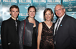 Director Lori Adams attending the Off-Broadway Opening Night Performance After Party for 'Falling' at Knickerbocker Bar & Grill on October 15, 2012 in New York City.
