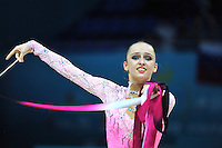 August 29, 2013 - Kiev, Ukraine - MARINA DURUNDA of Azerbaijan performs at 2013 World Championships.