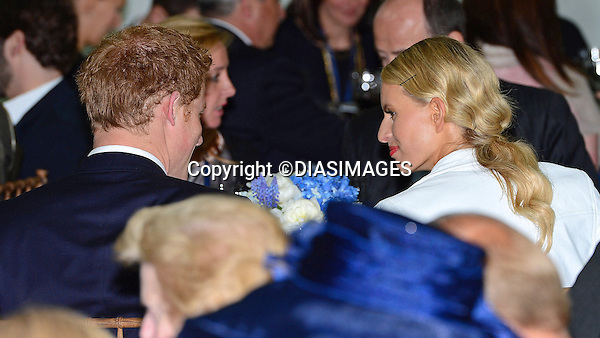 """PRINCE HARRY AND KAROLINA KURKOVA.chat at the lunch prior to the Sentabale Charity Polo Match at the Greenwich Polo Club, Conneticut_15/05/2013.Prince Harry is on a week long USA visit the includes Washington, Denver, Colorado Springs, New Jersey, New York and Conneticut..Mandatory credit photo:©DIASIMAGES..NO UK USE UNTIL 11/06/2013.(Failure to credit will incur a surcharge of 100% of reproduction fees)..**ALL FEES PAYABLE TO: """"NEWSPIX  INTERNATIONAL""""**..Newspix International, 31 Chinnery Hill, Bishop's Stortford, ENGLAND CM23 3PS.Tel:+441279 324672.Fax: +441279656877.Mobile:  07775681153.e-mail: info@newspixinternational.co.uk"""