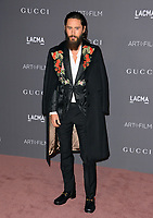 Jared Leto at the 2017 LACMA Art+Film Gala at the Los Angeles County Museum of Art, Los Angeles, USA 04 Nov. 2017<br /> Picture: Paul Smith/Featureflash/SilverHub 0208 004 5359 sales@silverhubmedia.com