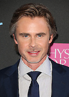 NEW YORK CITY, NY, USA - JUNE 02: Sam Trammell at the New York Premiere Of 'The Fault In Our Stars' held at Ziegfeld Theatre on June 2, 2014 in New York City, New York, United States. (Photo by Jeffery Duran/Celebrity Monitor)
