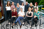 Interns from university hospital Kerry enjoying an night out at Rest UNO on Thursday Front l-r Emily Greenan, Ben Thistlewood, Hope Murphy, Siobhan Gattigan Back Elisabetta O'Donoghue, Ben Goodbody, Aoife O Connor, Sharon Ryan, David Keegan, Amy Curran, Maria Glennon