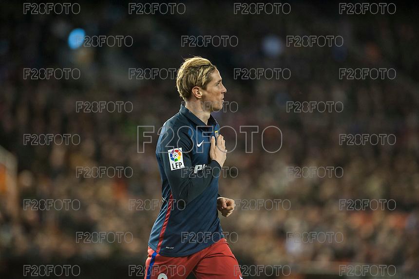 Valencia 1-3 Atletico de Madrid (6-3-2016)