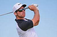 Paul Casey (GBR) watches his tee shot on 13 during Friday's round 2 of the 117th U.S. Open, at Erin Hills, Erin, Wisconsin. 6/16/2017.<br /> Picture: Golffile   Ken Murray<br /> <br /> <br /> All photo usage must carry mandatory copyright credit (&copy; Golffile   Ken Murray)