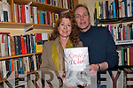 Kenmare based authors Noel Fursman and Julia Holland have just published their first book  'Rosie's War' under their publishing name Noel Holland and the book is already getting great reviews. .