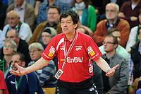 Trainer Velimir Petkovic (FAG) verärgert