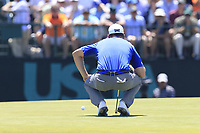 Zach Johnson (USA) on the 7th green during Saturday's Round 3 of the 118th U.S. Open Championship 2018, held at Shinnecock Hills Club, Southampton, New Jersey, USA. 16th June 2018.<br /> Picture: Eoin Clarke | Golffile<br /> <br /> <br /> All photos usage must carry mandatory copyright credit (&copy; Golffile | Eoin Clarke)