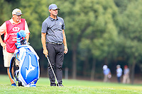 Lucas Glover (USA) on the 2nd fairway during the 3rd round of the WGC HSBC Champions, Sheshan Golf Club, Shanghai, China. 02/11/2019.<br /> Picture Fran Caffrey / Golffile.ie<br /> <br /> All photo usage must carry mandatory copyright credit (© Golffile | Fran Caffrey)