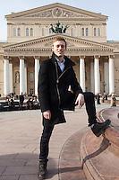 Bolshoi Graduate Daniel Dolan