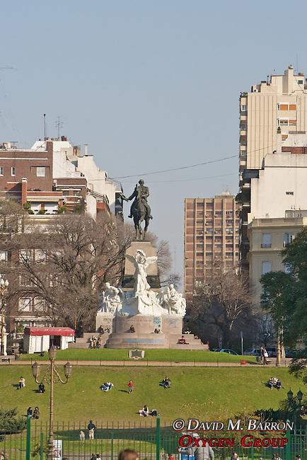 Monumento a Bartolomé Mitre