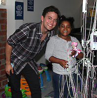 Jackson Rathbone<br /> &quot;Stars 4 Smiles&quot; visiting children at hospital at Harbor-UCLA Medical Center, Torrance, CA 09-16-14<br /> David Edwards/DailyCeleb.com 818-249-4998