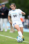 28 October 2012: UNC's Paige Nielsen. The University of North Carolina Tar Heels played the University of Virginia Cavaliers at Fetzer Field in Chapel Hill, North Carolina in a 2012 NCAA Division I Women's Soccer game. Virginia defeated UNC 1-0 in their Atlantic Coast Conference quarterfinal match.