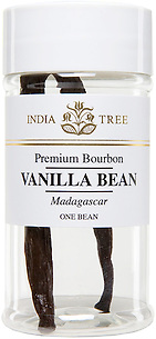 30912 Vanilla Bean, Small Jar .195 oz, India Tree Storefront