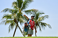 SINGAPORE - MARCH 03: Nelly Korda of USA caddy on the 13th tee during the final round of the HSBC Women's World Championship 2019 at Sentosa Golf Club - Tanjong Course, Singapore on March 03, 2019.<br /> .<br /> .<br /> .<br /> (Photo by: Naratip Golf Srisupab/SEALs Sports Images)<br /> .<br /> Any image use must include a mandatory credit line adjacent to the content which should read: Naratip Golf Srisupab/SEALs Sports Images