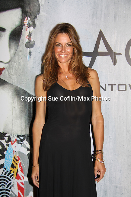 Kelly Bensimon at TAO Downtown Grand Opening NYC on September 28, 2013 in New York City, New York.  (Photo by Sue Coflin/Max Photos)