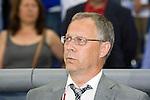 Sweden's coach Lars Lagerbäck at Euro 2008. Greece-Sweden 06102008, Salzburg, Austria