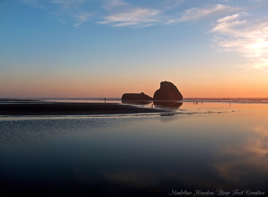 Copalis Rock, Copalis Beach, Washington, USA