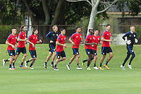 USMNT Training, March 22, 2016