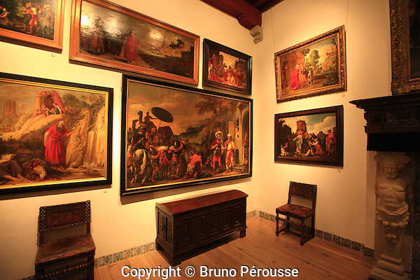 musee de la maison de rembrandt segu maison. Black Bedroom Furniture Sets. Home Design Ideas