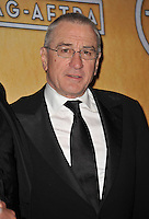 Robert De Niro at the 20th Annual Screen Actors Guild Awards at the Shrine Auditorium.<br /> January 18, 2014  Los Angeles, CA<br /> Picture: Paul Smith / Featureflash