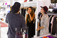 WILLIAM Sample Sale at Brigade LA on October 25, 2014