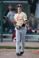 January 16, 2010:  Sean Isaac (Redondo Beach, CA) of the Baseball Factory Southwest Team during the 2010 Under Armour Pre-Season All-America Tournament at Kino Sports Complex in Tucson, AZ.  Photo By Mike Janes/Four Seam Images