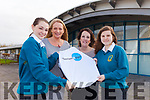 Students from Mercy Mounthawk Secondary School have been selected to represent Ireland at the GTTP Global Travel and Tourism Partnership in Nice at the end of the month. Pictured were: Stephanie Keane, Stella O'Shea (teacher), Natasha Kinsella (Tourism Insight co-founder) and Marta Gacek.