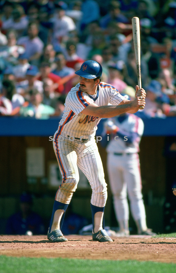 New York Mets Keith Hernandez (17) in action during a game from his 1987 season at Shea Stadium in Flushing Meadows, New York. Keith Hernandez played for 17 years with 3 different teams, was a 5-time All-Star and the 1979 National League MVP.(SportPics)
