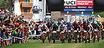 Men Elite Cross-Country Olympic UCI 2017 MOUNTAIN BIKE WORLD CUP  in Daloasa, Val Di Sole on August 27, 2017;