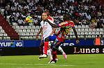 Manizales- Once Caldas venció a Deportivo Pasto 1 gol por 0, en el partido correspondiente a la fecha 13 del Torneo Clausura 2014, desarrollado en el estadio Palogrande.