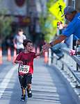 A photograph from the 2nd Annual Reno Mile in downtown Reno on Saturday, Sept. 7, 2019.