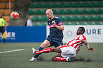 Stoke City vs Singapore Cricket Club during the Main tournament of the HKFC Citi Soccer Sevens on 22 May 2016 in the Hong Kong Footbal Club, Hong Kong, China. Photo by Li Man Yuen / Power Sport Images