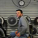 16/01/12 - LAGUIOLE - AVEYRON - FRANCE - Thierry MOYSSET, Directeur des Forges de Laguiole - Photo Jerome CHABANNE pour Le Monde