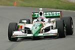 19 July 2008: Tony Kanaan (BRA) at the Honda Indy 200 IndyCar race at the Mid-Ohio Sports Car Course, Lexington, Ohio, USA.