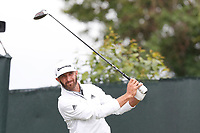 Dustin Johnson (USA) tees off on the 6th hole during the second round of the 118th U.S. Open Championship at Shinnecock Hills Golf Club in Southampton, NY, USA. 15th June 2018.<br /> Picture: Golffile | Brian Spurlock<br /> <br /> <br /> All photo usage must carry mandatory copyright credit (&copy; Golffile | Brian Spurlock)