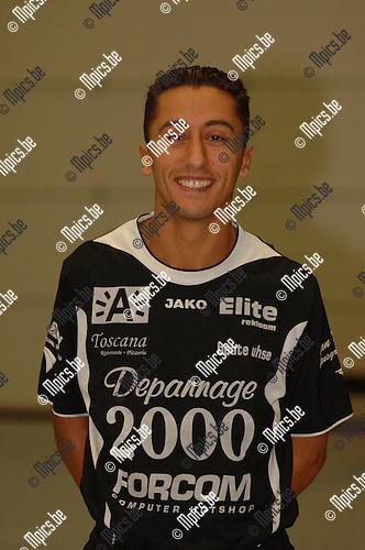 Ilyas El Haoual, Futsal Antwerpen