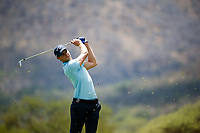 Thomas Detry (BEL) on the 13th during the final round of the Nedbank Golf Challenge hosted by Gary Player,  Gary Player country Club, Sun City, Rustenburg, South Africa. 11/11/2018 <br /> Picture: Golffile | Tyrone Winfield<br /> <br /> <br /> All photo usage must carry mandatory copyright credit (&copy; Golffile | Tyrone Winfield)
