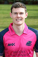 James Harris in the Middlesex Friends Life Twenty 20 Kit - Middlesex County Cricket Club Press Day at Lords Cricket Ground, London - 08/04/13 - MANDATORY CREDIT: Rob Newell/TGSPHOTO - Self billing applies where appropriate - 0845 094 6026 - contact@tgsphoto.co.uk - NO UNPAID USE.