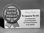 Client: Pittsburgh Plate Glass<br />