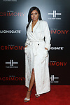 "Actress Taraji P. Henson arrives on the red-carpet for the Tyler Perry""s ACRIMONY movie premiere at the School of Visual Arts Theatre in New York City, on March 27, 2018."