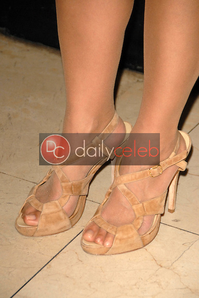 Nia Vardalos's shoes<br />