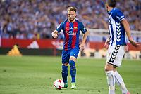 FC Barcelona's midfielder Ivan Rakitic during Copa del Rey (King's Cup) Final between Deportivo Alaves and FC Barcelona at Vicente Calderon Stadium in Madrid, May 27, 2017. Spain.<br /> (ALTERPHOTOS/BorjaB.Hojas) /NortePhoto.com